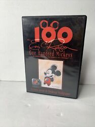 Eric Robison 100 One Hundred Mickey Mouse Screen Save Desktop Wallpaper Cd Rom