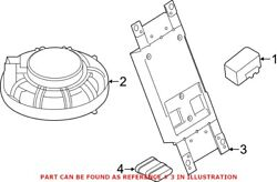 Genuine Oem Mobile Phone Control Module For Bmw 84106836765