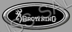 Browning Patch Pistols Firearms Shotguns Rifles Fishing Rods Out Door Knives 2