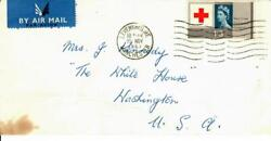 First Lady Jacqueline Kennedy Personally Owned Envelope Jg Autographs Coa