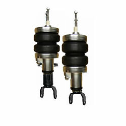 2005-09 Dodge Dakota 2wd/4wd Front Air Struts 2 To 5 Lifted Uses Your Coils