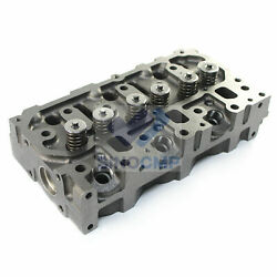 3tnm74 Cylinder Head 119517-11740 With Valves For Yanmar Engine Q05 Zx