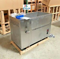 New 45l Oil Saver Deep Fryer Model Fy300andnbsppropane Gas Outdoor Save Half Oil Water