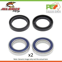 All Balls Front And Rear Wheel Bearing Kit For Yamaha Yz450f 2016-2018