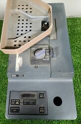 Scan Coin 3001 Coin Counter Sorter 3001-e-ch High Capacity Us Currency Grey