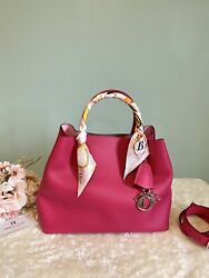1000 Auth 🌸 Christian Dior 🌸 Open Bar Tote Pink Bag