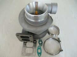 Universal Billet Turbocharger Gt35 T70 T66 T04z T4 V-band A/r .70 A/r .84 Hot