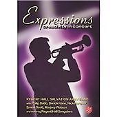 Regent Hall Salvation Army Band - Expressions Creativity In Concert, Live.dvd