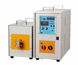 High Quality 40kw 30-80khz High Frequency Furnace Induction Heater Zn-40ab Good