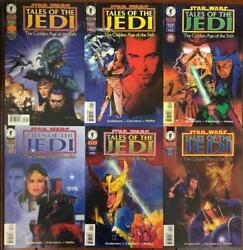 Star Wars The Golden Age Of The Sith 1997 0-5 - Comic Books - Dark Horse