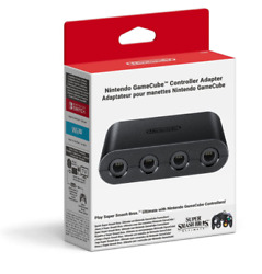 Gamecube Controller Adapter Nintendo Switch Free Shipping New