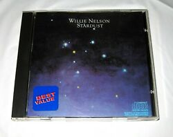 Willie Nelson Stardust CD Columbia Georgia On My Mind Unchained Melody Sept