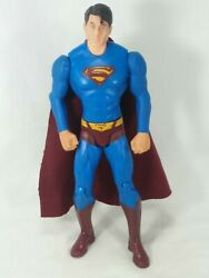 Superman Returns DC Comics SUPERMAN 10quot; Action Figure Mattel 2006