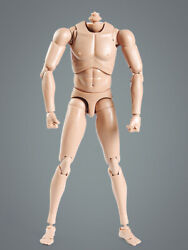 16 Scale Tq210 Pvc Jointed Flexible 12inch Male Action Figure Body Collectible