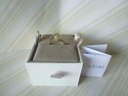 Clogau Gold 9ct Yellow Gold Venus Rutilated Quartz Ring Size N Rrp Andpound690