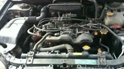 Motor Engine 2.5l Vin 6 6th Digit Without Turbo Fits 03-04 Impreza 202687