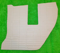 1957 Ford Thunderbird Convertible Nos White Lh Front Cowl Side Lower Kick Panel