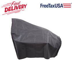 """Bbq Grill Cover Waterproof For Char-broil American Gourmet 40"""" Offset Smoker"""