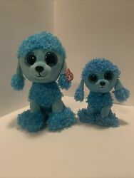 Ty Beanie Babys Big 1 And Small 1 Mandy
