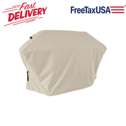 64 Bbq Grill Cover Large Waterproof Protector For Char Broil 4 Burner Gas Grill
