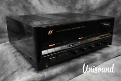 Sansui Au-x1111 Mos Vintage Integrated Amplifier In Very Good Condition