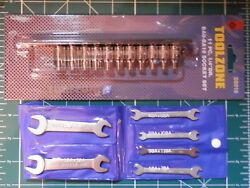 🌎 Model And Toy Live Steam Engine Project Ba Spanner And Socket Sets, Stuart, Mamod