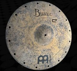 Meinl Byzance Vintage C Squared Ride 21andrdquo Chris Coleman Signature Cymbal