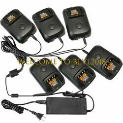 Radio Xpr6550 Multi-unit Rapid Charger For Motorola Apx4000 Dgp6150 Xpr Radio