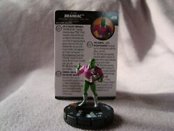 Heroclix Brainiac 069 Justice League Unlimited Dc Chase W/card