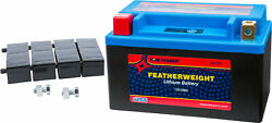 Wps Featherweight Lithium Battery 120 Cca For Honda Fourtrax 300 1988-2000