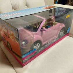 Volkswagen Beetle Convertible 1/2 Scale Barbie Beach Glam Radio Control With Box