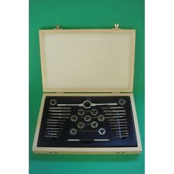 🌎 Stuart And Other Model Live Steam Engine Ba 0 - 10 Full Tap And Die Set