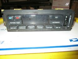 ✅ ★ ★1997 Town Car Auto Climate Heater Control Temperature Defroster A/c ★★