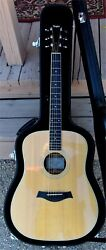 New Old Stock 2008 Taylor Dn4 Guitar- Dn-4 Dreadnought Acoustic Guitar