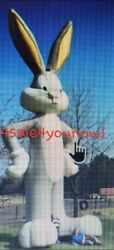 32 Foot Tall 1970's Original Looney Tunes Buggs Bunny Easter