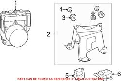Genuine Oem Abs Hydraulic Assembly For Lexus 440500e064