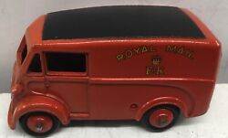 Dinky Toys 260. Morris 10cwt Royal Mail Van .excellent With Minor Paint Fade