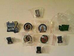 Knights Of Columbus Lapel Pin Lot Includes 10 Emblem Of The Order Kc Catholic