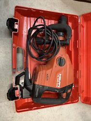 Hilti Te 700-avr Demolition Hammer With Carrying Case