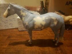 Breyer Twill Blue Denim Pinto Lady Phase Breyerfest 2013 Special Run Ltd 800