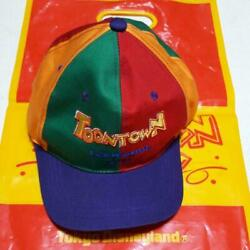 Tokyo Disney Land Toontown Party Novelty Cap1996 Not For Sale Collectible Rare