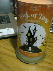 Trick Or Treat Candy Corn With Necklace Jewelry In Candles Nip Free Shipping
