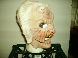 Distortions New Unused Halloween Mask -ma Old Woman