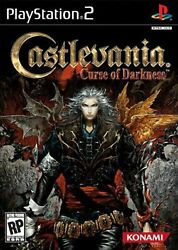 Playstation 2 Castlevania Curse Of Darkness Video Game Ps2 T1120