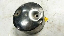 Oem 1949-1950 Up 32e Stainless Generator Cover Panhead Harley Ul 45 Servicar 219