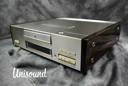 Kenwood L-d1 Audiophile Compact Disc Cd Player In Very Good Condition