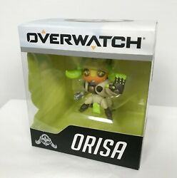 New Blizzard Overwatch Orisa Cute But Deadly Figure