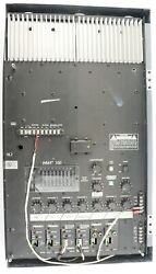 Peavey Architectural Acoustics Wma 150 Wall Mounted 8 Channel Mixer Power Amplif