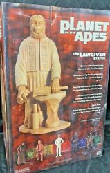 Sideshow Planet Of The Apes Lawgiver Statue 2005 Sdcc Exclusive Bloody Vision
