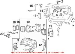 Genuine Oem Front Right Headlight Assembly For Audi 4h0941030l